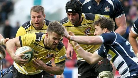 Bristol v Cornish Pirates