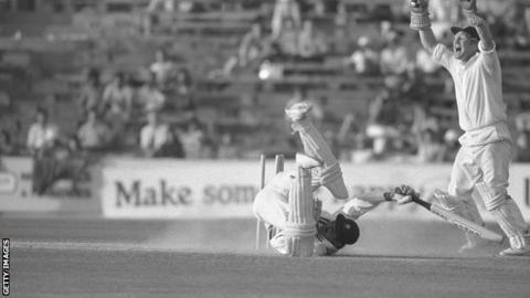 England wicketkeeper David Bairstow