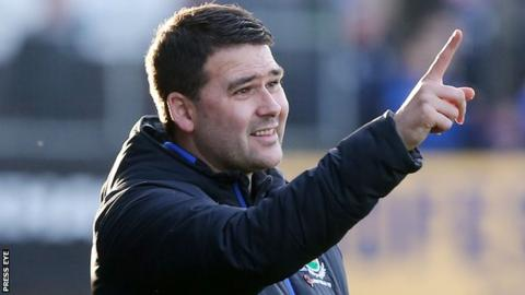 Linfield boss David Healy scored 36 goals for Northern Ireland in 95 appearances