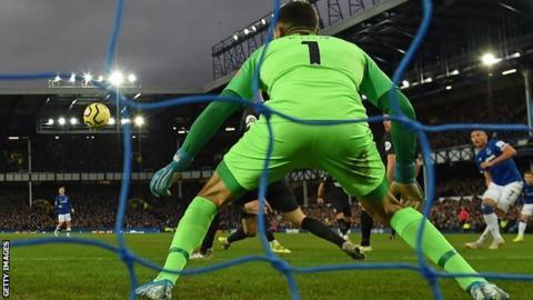 Brighton goalkeeper Mat Ryan