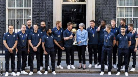 Cricket chiefs to meet MPs over TV rights, England's World