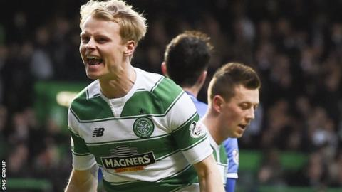 Gary Mackay-Steven scored twice in last weekend's win over St Johnstone