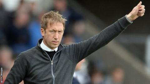 Swansea REJECT Brighton's approach to interview Graham Potter