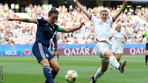 Japan holds off Scotland 2-1
