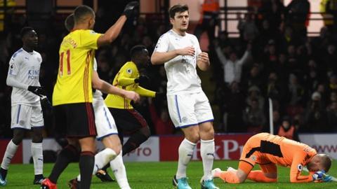 Winning debut for Carvalhal as Swansea beat Watford 2-1