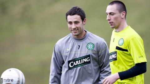 Scott McDonald and Scott Brown