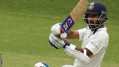 India batsman Ajinkya Rahane