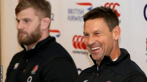 Cokanasiga and Hughes named in England side for Six Nations