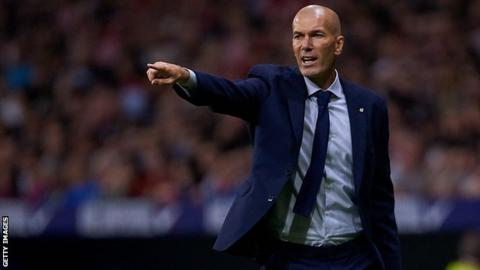 Real Madrid coach Zidane: I'll fight right until my last day