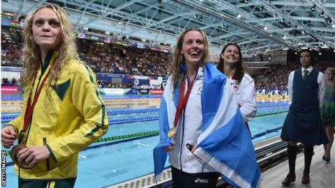 Hannah Miley is looking forward to being back at Tollcross, a venue she knows well