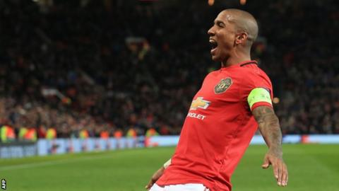 Ashley Young completes switch from Manchester United to Inter