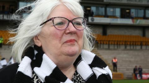 Port Vale chair Carol Shanahan