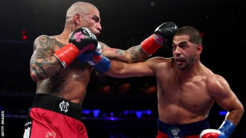 Sadam Ali Beats Miguel Cotto via Unanimous Decision in Junito's Final Fight