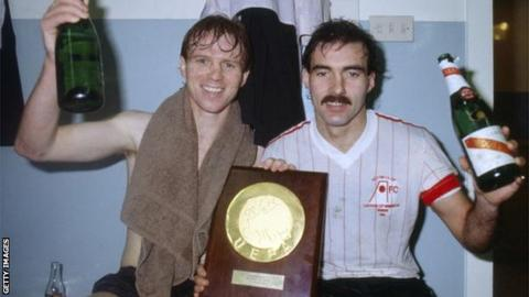 The Miller-McLeish partnership yielded four Scottish Cups, three league titles, a European Cup-Winners' Cup and a Super Cup