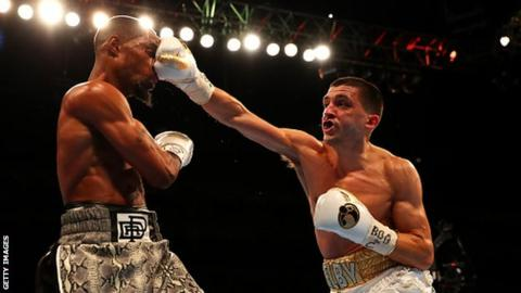 Lee Selby v Eric Hunter