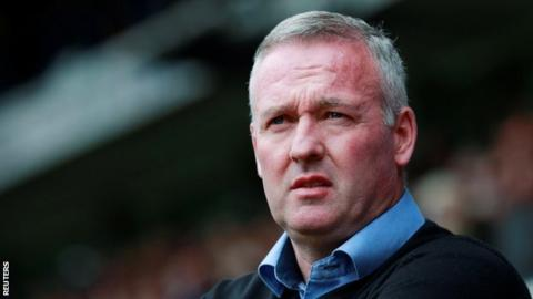 Paul Lambert has a further two years left on his contract at Portman Road - until the summer of 2021