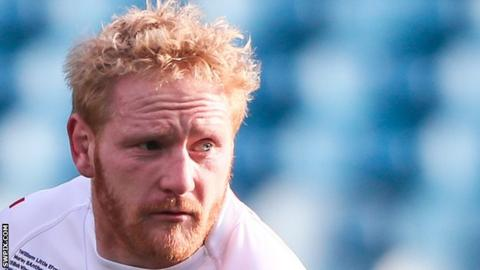 St George Illawarra Dragons prop James Graham is England's most capped player