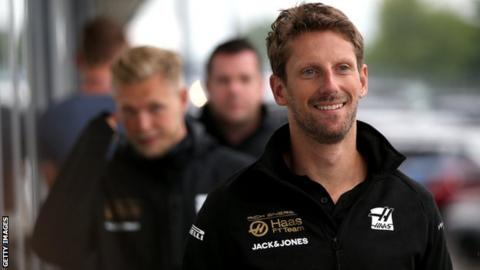 Struggling Haas retains Grosjean alongside Magnussen for 2020