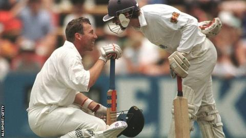 Michael Atherton, Jack Russell