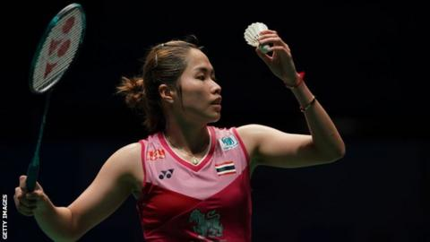 Ratchanok Intanon: Former world champion cleared of doping