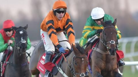 Thistlecrack well beaten into fifth on return to racing