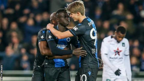 Club Brugge champions of Belgium after season abandoned
