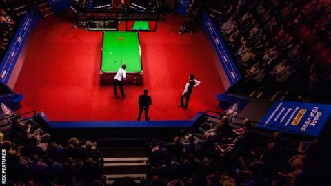 Sheffield's Crucible