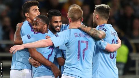 Raheem Sterling: Manchester City on the right path for Champions League glory