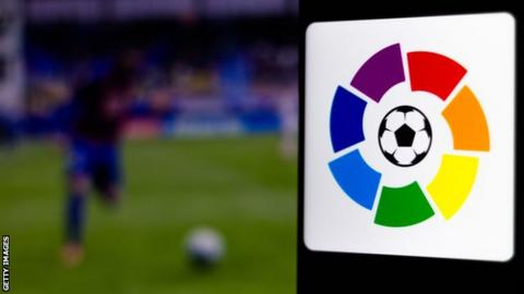 La Liga plans training return as soon as possible after government go-ahead - BBC Sport