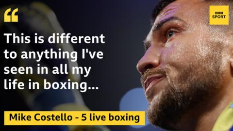 Lomachenko quote by Costello