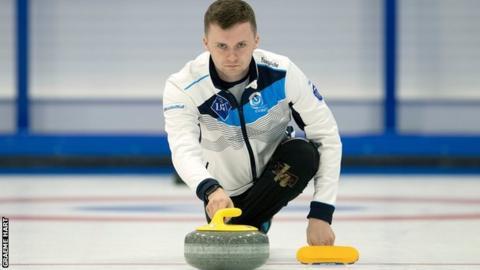 Curling: Scotland beat China & Canada at World Men's