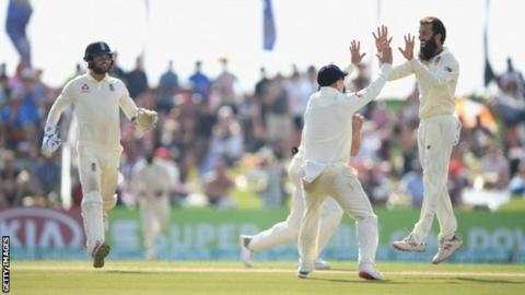 Moeen bowls England to big win over Sri Lanka inside four days