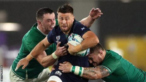 Rugby World Cup 2019: Gregor Townsend style is our identity - Scotland's Ali Price