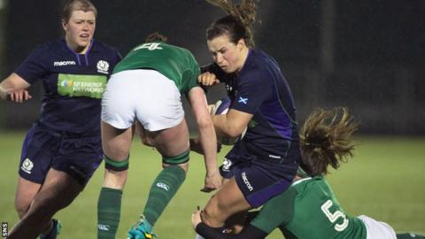 Scotland Women: Four uncapped players called up as Malcolm named captain