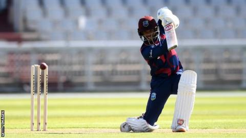 Gabriel going at full tilt, set to join Windies squad