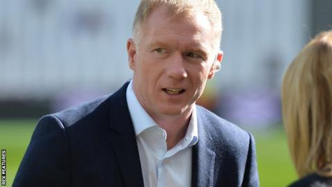 Manchester United Legend Paul Scholes Becomes New Oldham Manager