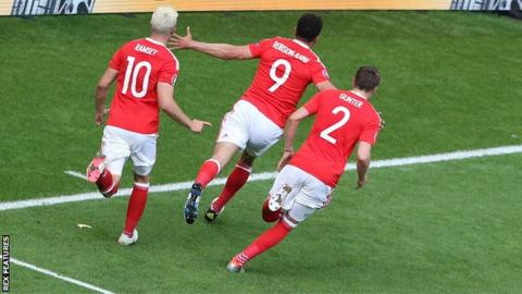 Hal Robson-Kanu's winner against Slovakia set the tone for Wales' Euro 2016 finals campaign