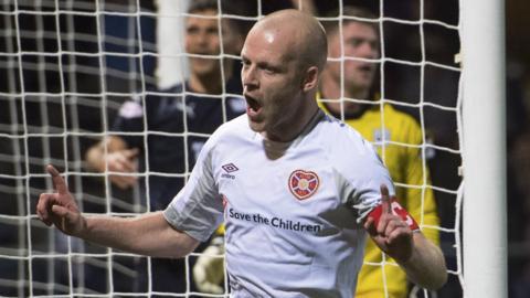 Dundee v Hearts