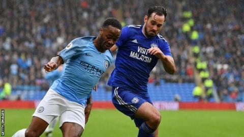 Cardiff v City |Pep Guardiola reaction Manchester City FC