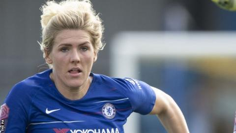 Millie Bright Chelsea Women
