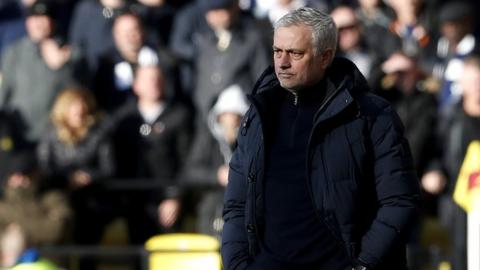Jose Mourinho hails Tottenham star Giovani Lo Celso after Norwich performance