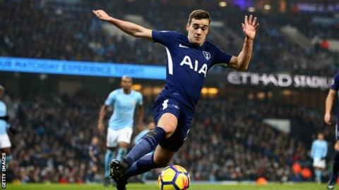 Harry Winks signs new long-term Tottenham deal