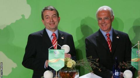 German World Cup bid