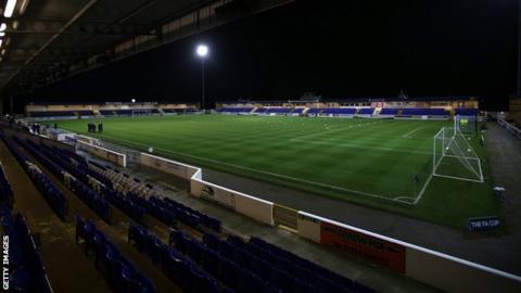 Deva Stadium Chester
