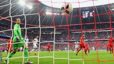 Bayern Munich v Hoffenheim