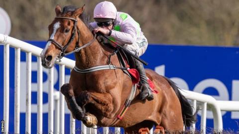 It was Faugheen's sixth race win at Punchestown