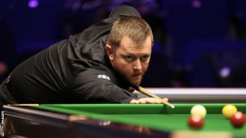 Allen won the Scottish Open title in December last year
