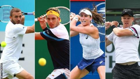 US Open 2019: Novak Djokovic chases 17th Slam; Johanna Konta & Kyle Edmund lead GB hopes