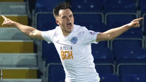 Lawrence Shankland is considering offers from three clubs, says Ayr United boss Ian McCall