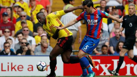Watford v Crystal Palace